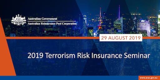ARPC 2019 Terrorism Risk Insurance Seminar