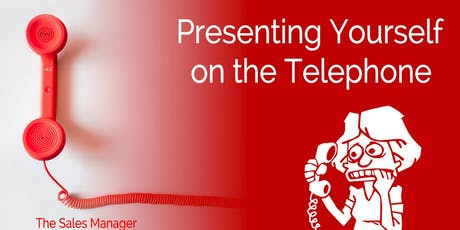 Presenting Yourself on the Telephone tickets