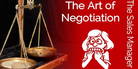 The Art of Negotiation tickets