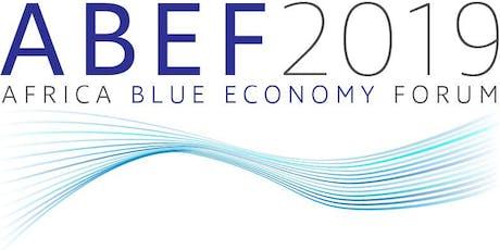 Africa Blue Economy Forum (ABEF) 2019 billets