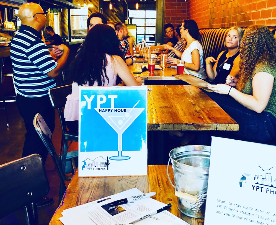 Young Professionals in Transportation (YPT) Phoenix - March Happy Hour