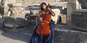 The Voice of the Cello: Music by Bach, Crumb,...