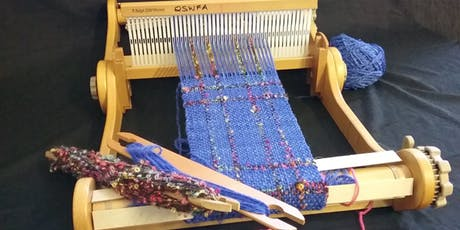 Weaving on a Rigid Heddle Loom tickets