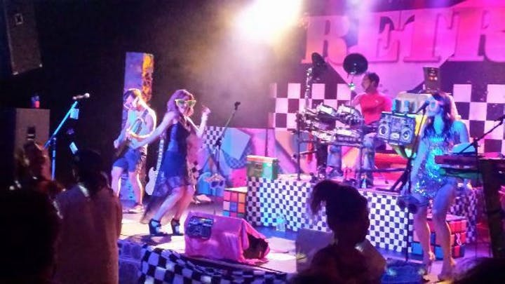 Retro Eighties Tribute Band W/ Just A Girl (No Doubt