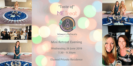 'Taste of METreat' June Mini Retreat Evening tickets