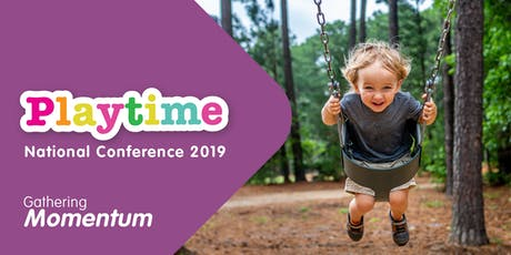 Playtime National Conference 2019 tickets