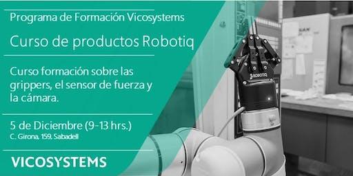 Curso sobre productos Robotiq 05.12.19