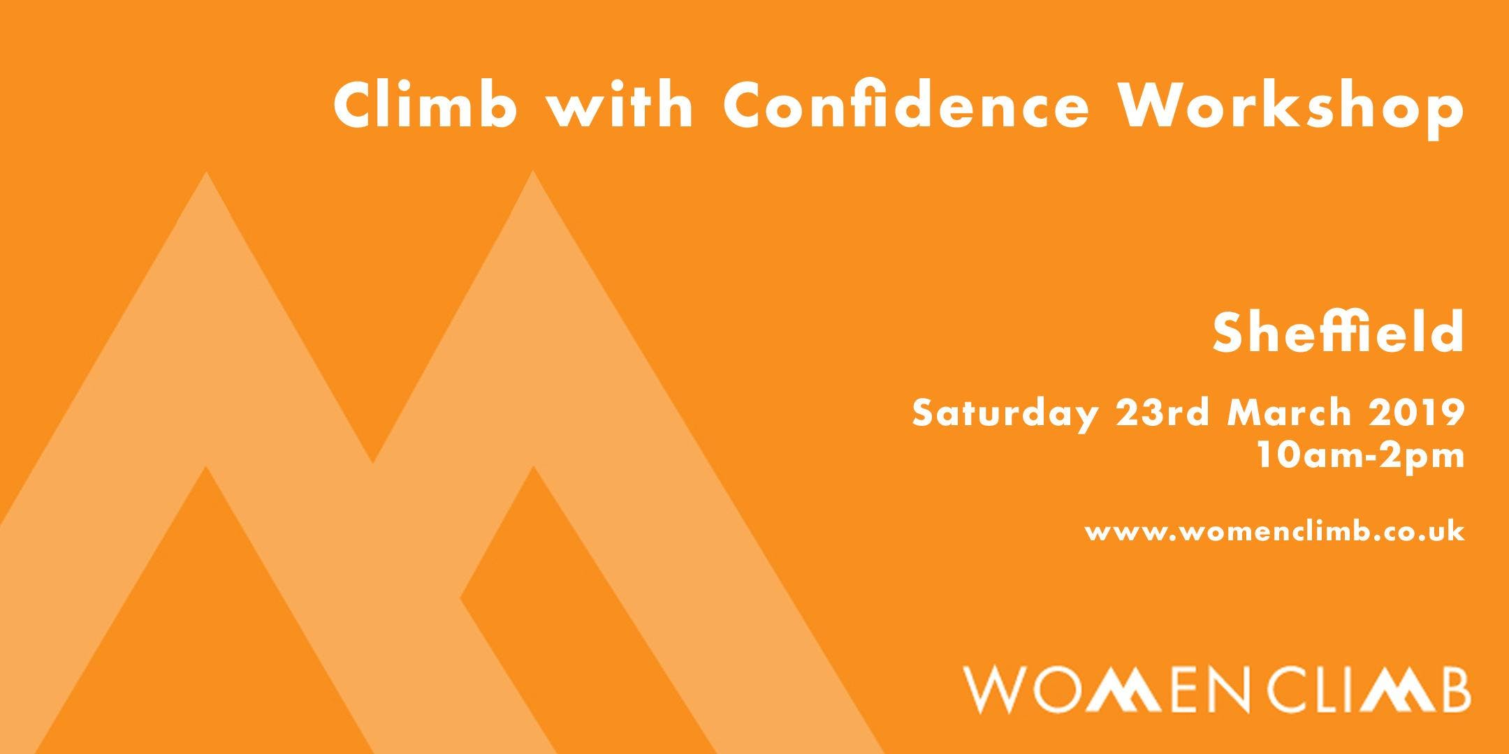 Climb with Confidence Workshop