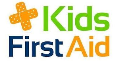 Kids First Aid workshop - Beaconsfield HP9 2PP