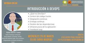 Introducción a DevOps - Bravent & KeepCoding Webinar
