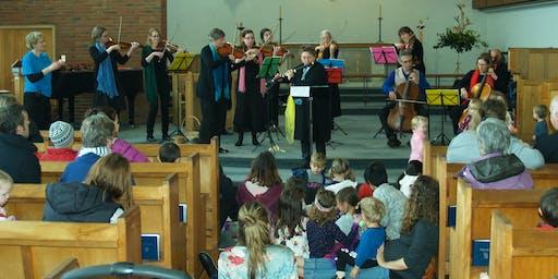 Baby Baroque Free Kids' Concert! - Otara