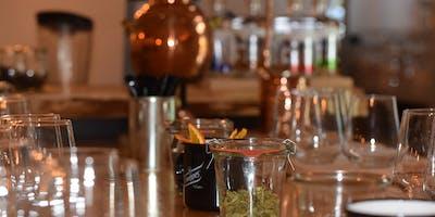 Gin Tasting in der Rossgoschen Destille
