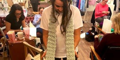 Knitting/Crochet Workshop