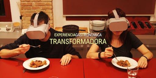 Experiencia Gastronómica Transformadora
