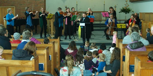 Baby Baroque Free Kids' Concert! - Kaitaia