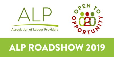ALP Roadshow - Falkirk 2nd May 2019