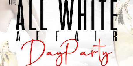 All White Affair Day Party  tickets