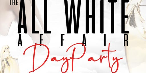 All White Affair Day Party