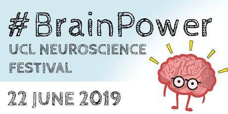 #BrainPower: The UCL Neuroscience Festival tickets