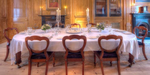 Dining with Mrs Beeton – Table Settings, Etiquette & Manners in the Victorian Era