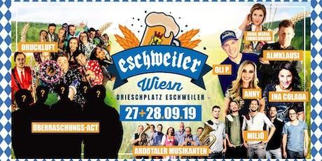 Eschweiler Wiesn 2019  Tickets