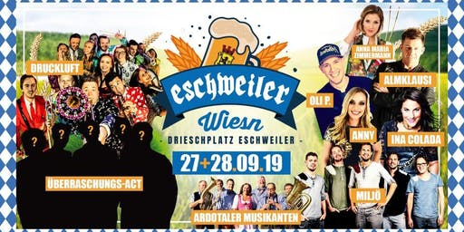 Eschweiler Wiesn 2019