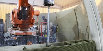 Congres '3D-betonprinten: een opmaat naar digitalisering van de bouw- en vastgoedmarkt\