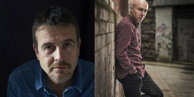 """""""An evening with Chris Brookmyre and Mark Billingham"""""""