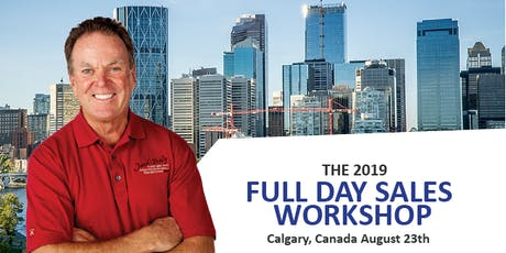 Calgary Full Day Sales Workshop tickets