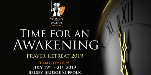 Women of the Watch 2019 - Time for An Awakening
