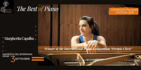 """""""THE BEST OF PIANO"""" - Winner of the International Piano Competition """"Premio Clivis"""" tickets"""
