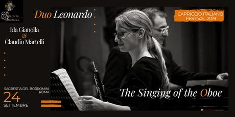 """THE SINGING OF THE OBOE"" – DUO LEONARDO biglietti"