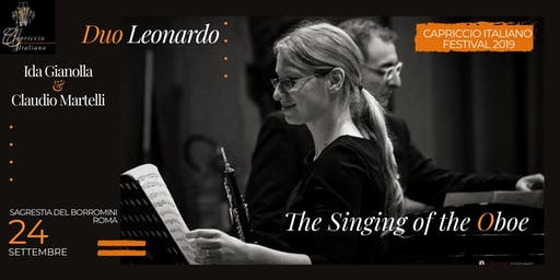 """THE SINGING OF THE OBOE"" – DUO LEONARDO"