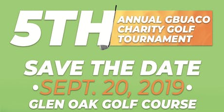 GBUACO 5th Annual Golf Tournament tickets