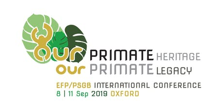 EFP & PSGB 2019 International Conference tickets