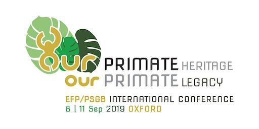 EFP & PSGB 2019 International Conference