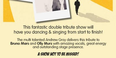Olly Murs and Bruno Mars - Tribute Night