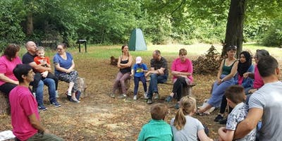 Free Therapeutic Forest Sessions for children with Additional Needs and Siblings- PRESCHOOL AGED 2-5