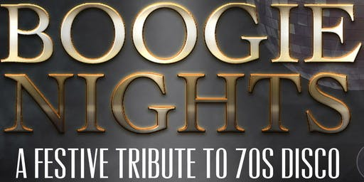 Boogie Nights 70s Disco Festive Party Night
