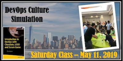 DevOps Culture Fundamentals (Lego & Chocolate simulation) + TTT class