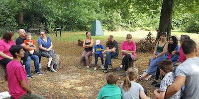 Free Therapeutic Forest Sessions for children with Additional Needs and Siblings- SCHOOL AGE 5-9