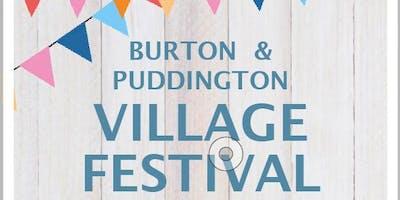 The Burton & Puddington Village Festival