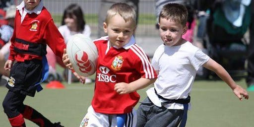 Sunday Sessions: Weekly Autism-friendly Rugby for Children (Primary 1-7)