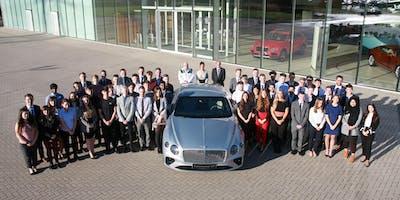 Bentley Apprentice Information Evening - CW1 House