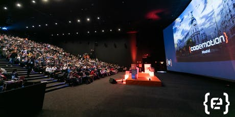 Codemotion Madrid 2019 (September 24-25) entradas