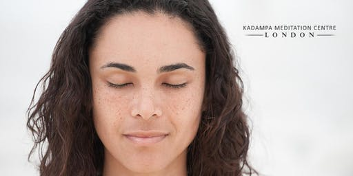 Learn to Meditate - Half-day Course (Kensington)
