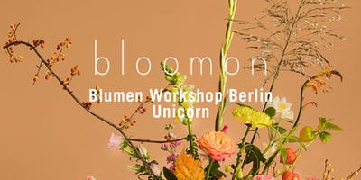 bloomon Workshop 19. April | Berlin, Unicorn