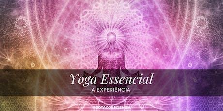 Yoga Essencial - a experiência ingressos