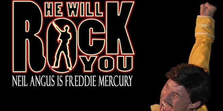 Freddie Mercury Tribute Night tickets