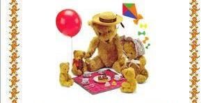 Dursley Library - Teddy Bears Picnic